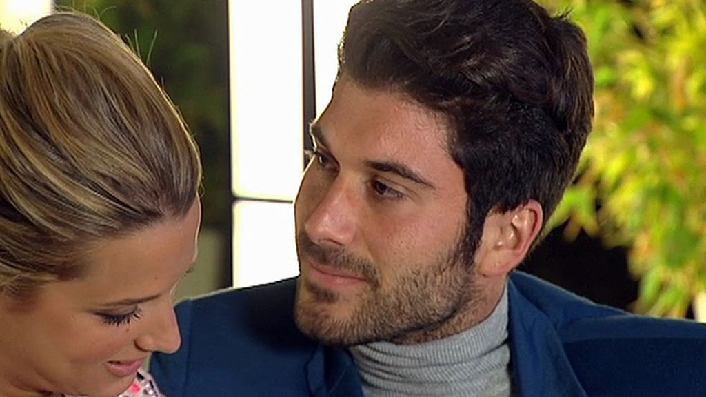 """Corina: """"Diego se lo está currando muchísimo"""""""
