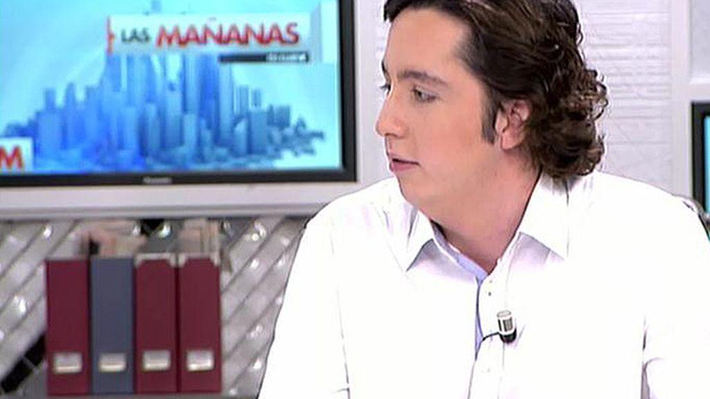"""Francisco Nicolás: """"Nunca se ha pedido ni un solo euro por una licencia"""""""