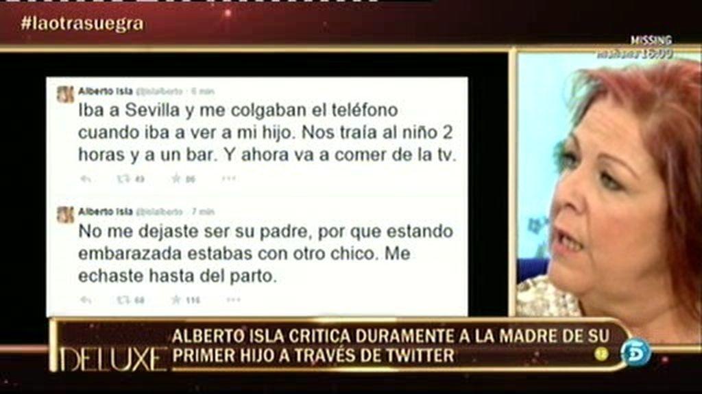 Alberto Isla contesta en Twitter a las acusaciones del Deluxe