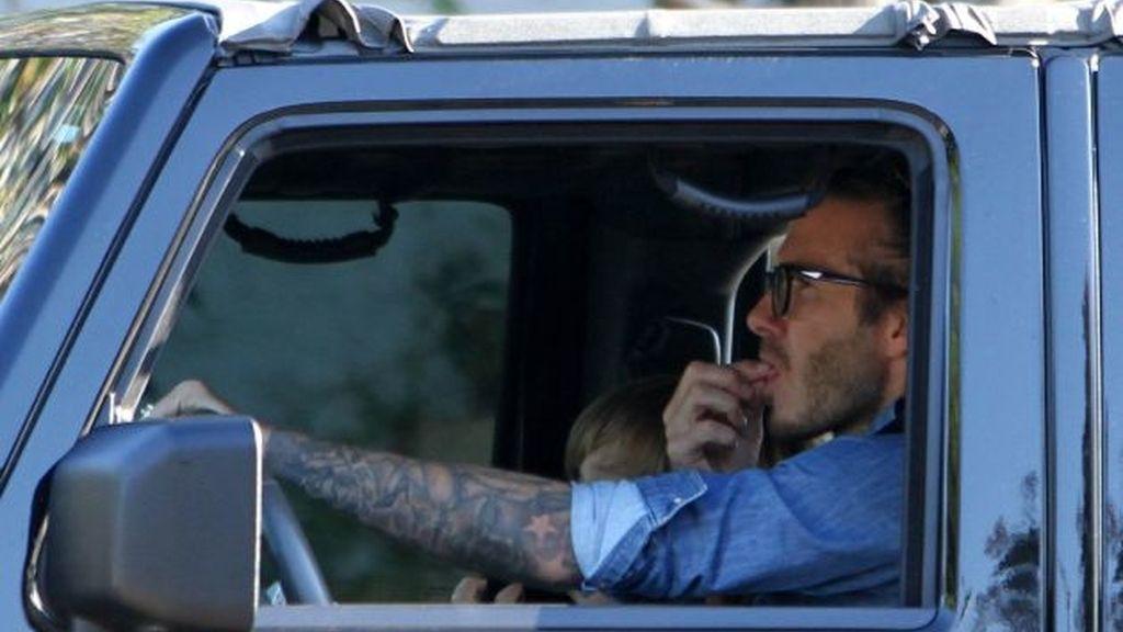 Beckham se lo traga todo