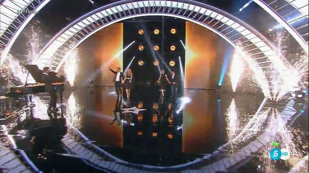 La final de 'Got Talent', a la carta
