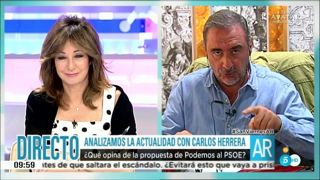 """Herrera: """"Iglesias tiene la habilidad de meter el dedo de proctólogo y buscar problemas"""""""