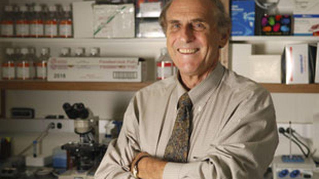 El canadiense Ralph M. Steinman han ganado el Premio Nobel de Medicina 2011. Foto: EFE