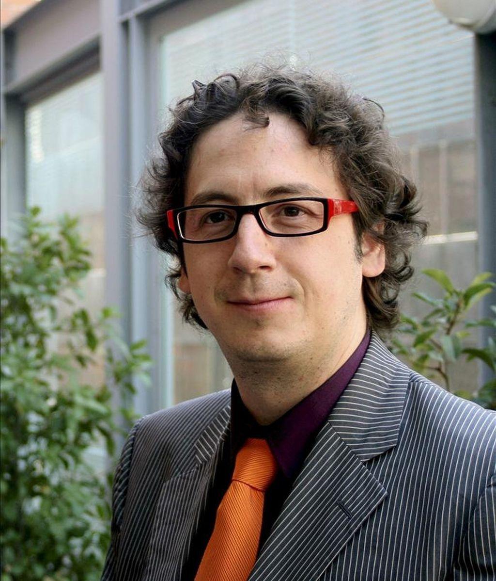 Fotografía de archivo El director general del Cine, Carlos Cuadros. EFE/Archivo