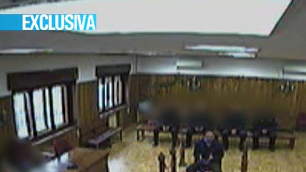 El asesino confeso de la peregrina negó en un primer momento el crimen al juez