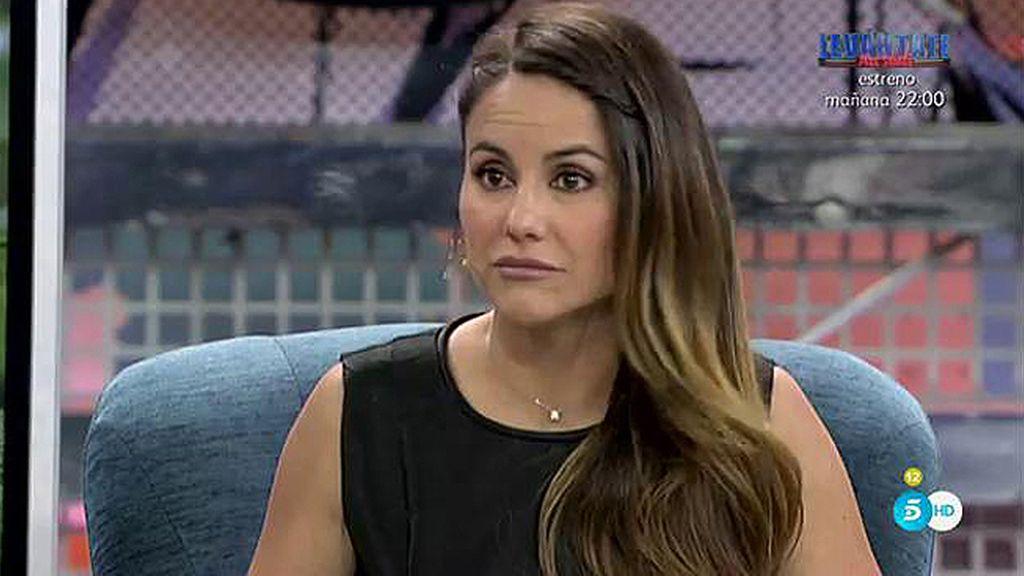 """Mónica: """"Cuando mi hija me contó lo de Carlos y Miriam entré en cólera"""""""