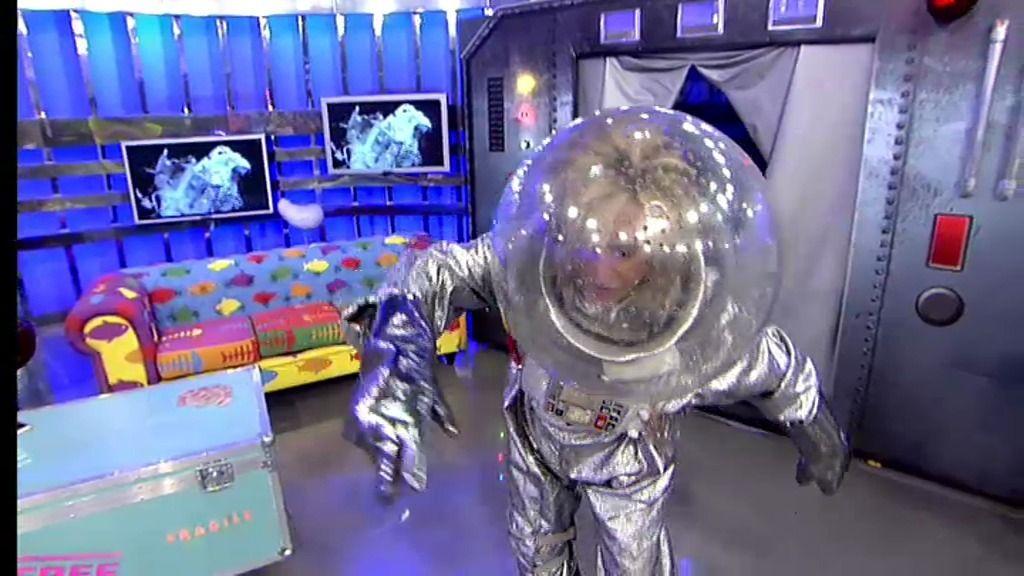 Así ha sido el 'chuminero' espacial de Lydia