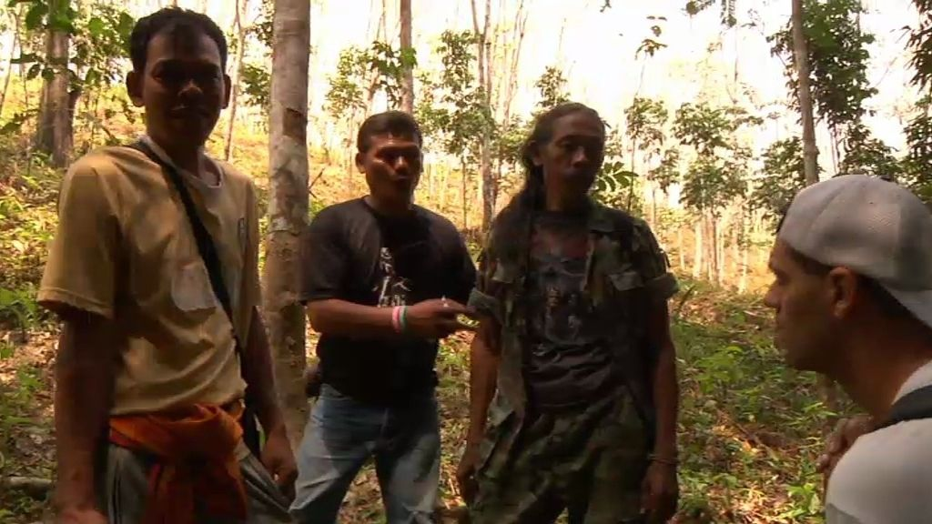 sakai frank jungla tribu