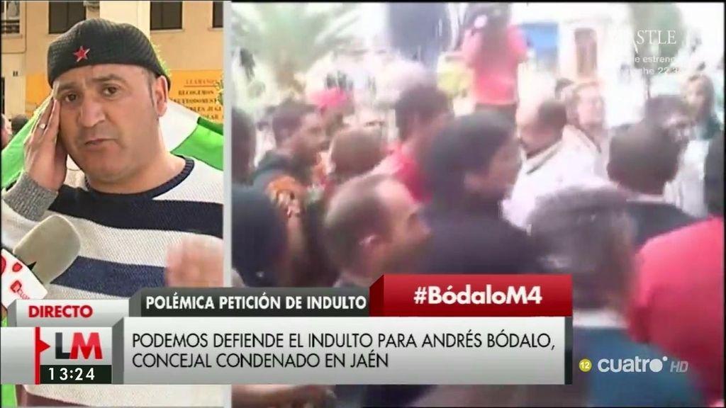 """Andrés Bódalo: """"Estoy dispuesto a ir a la cárcel pero soy inocente y, como lo soy, quiero que vengan por mí"""""""