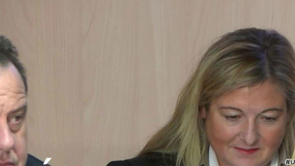 Virginia López Negrete pone música a la declaración de Iñaki Urdangarin