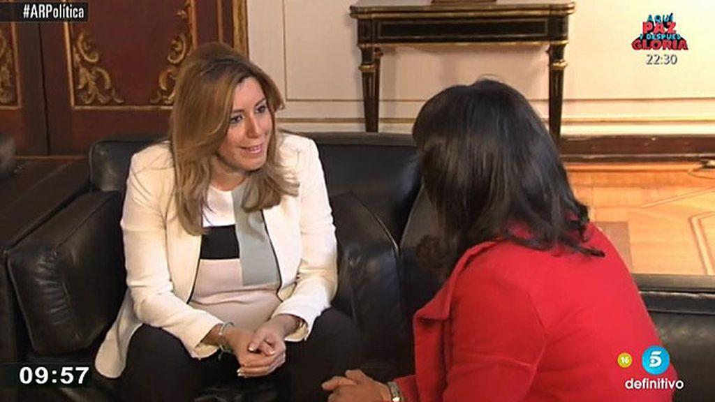 Iglesias rebaja sus exigencias para la investidura de Díaz pero Rodríguez se niega