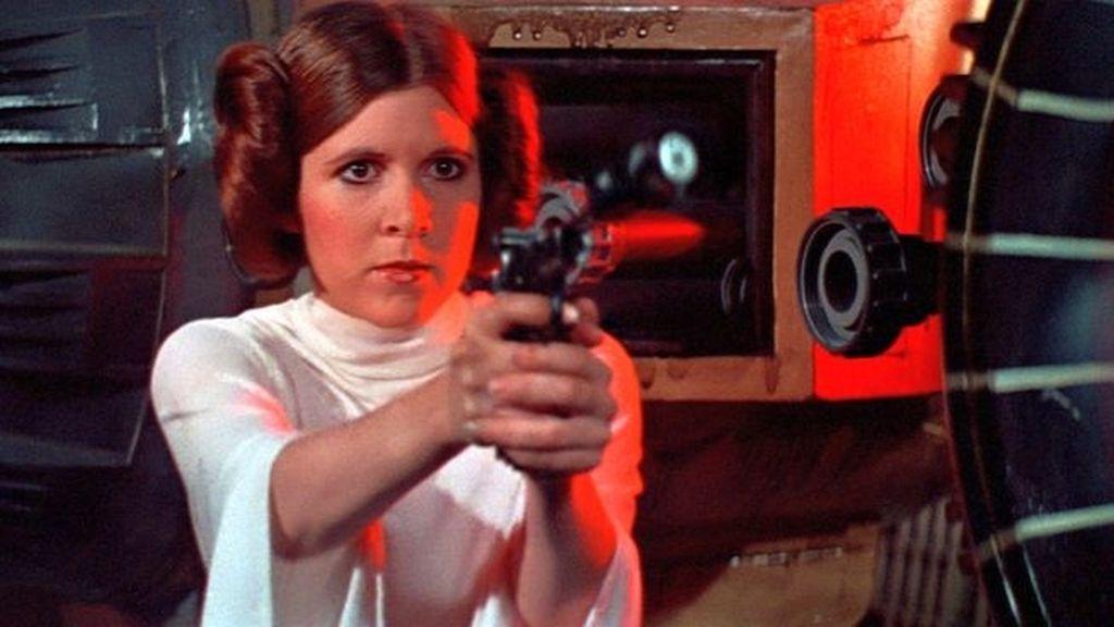 Luke Skywalker, Han Solo y Leia llegan a Cuatro este miércoles a las 22.30 horas