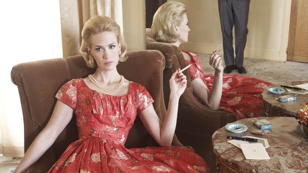 La elegancia discreta de Betty en 'The Mad Men'