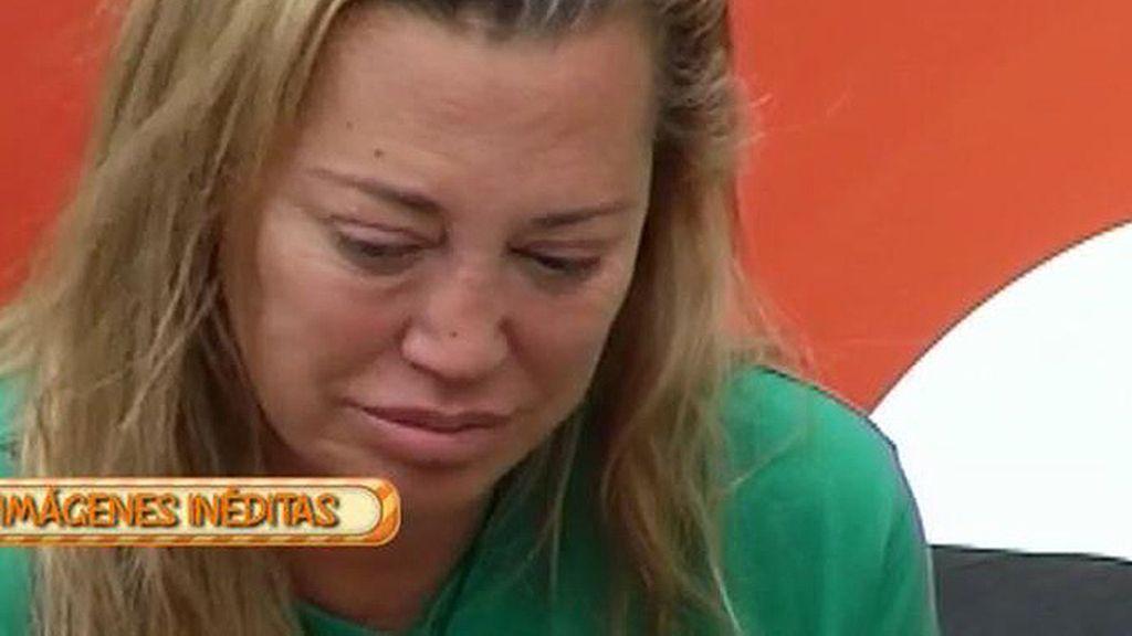 """Belén Esteban: """"Mi madre lo pasó muy mal conmigo, tengo que decirle muchas cosas"""""""