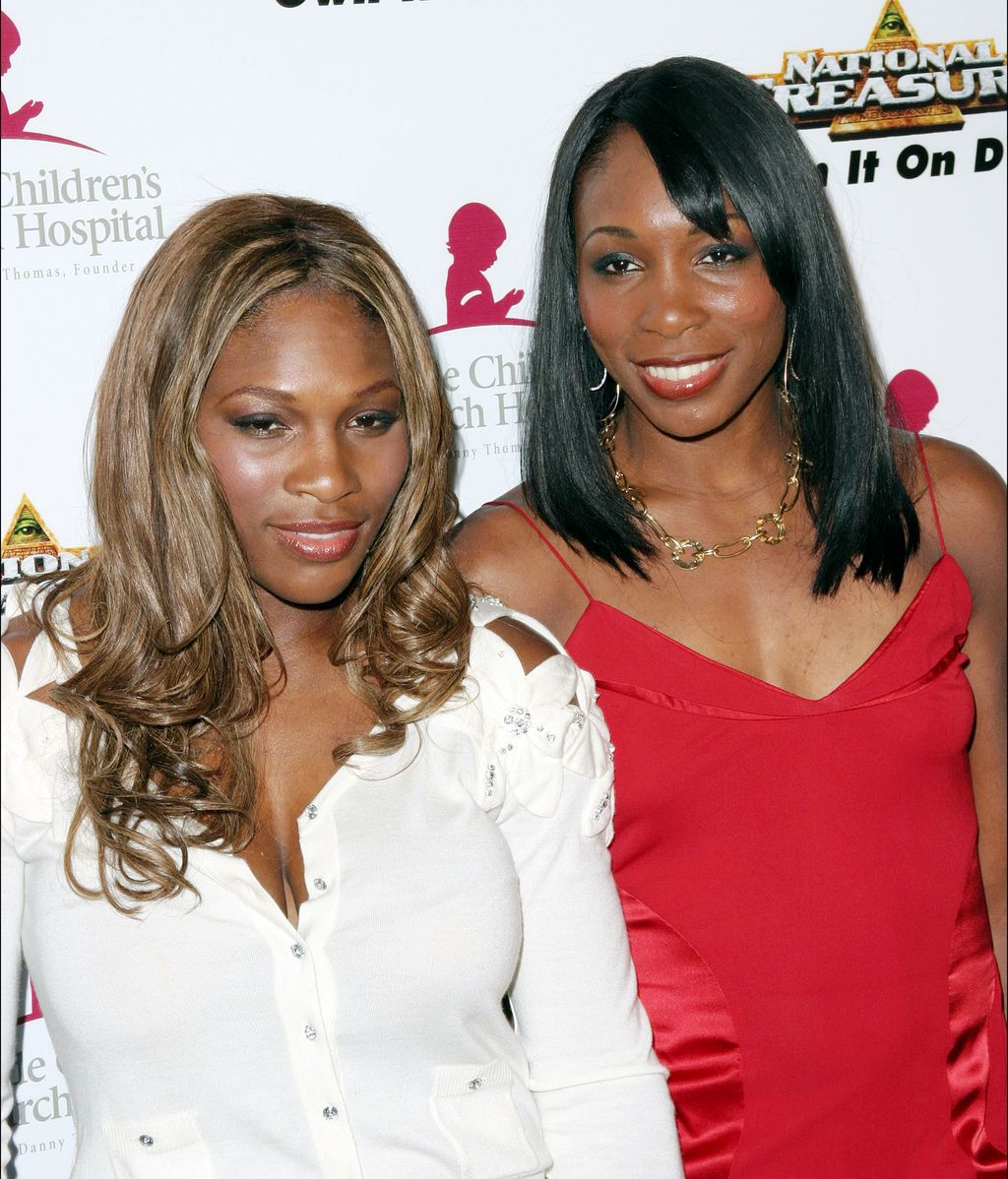 Venus y Serena Williams