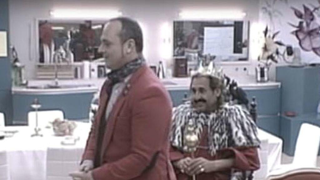 Los concursantes se convierten en 'Joyas de la Corona'