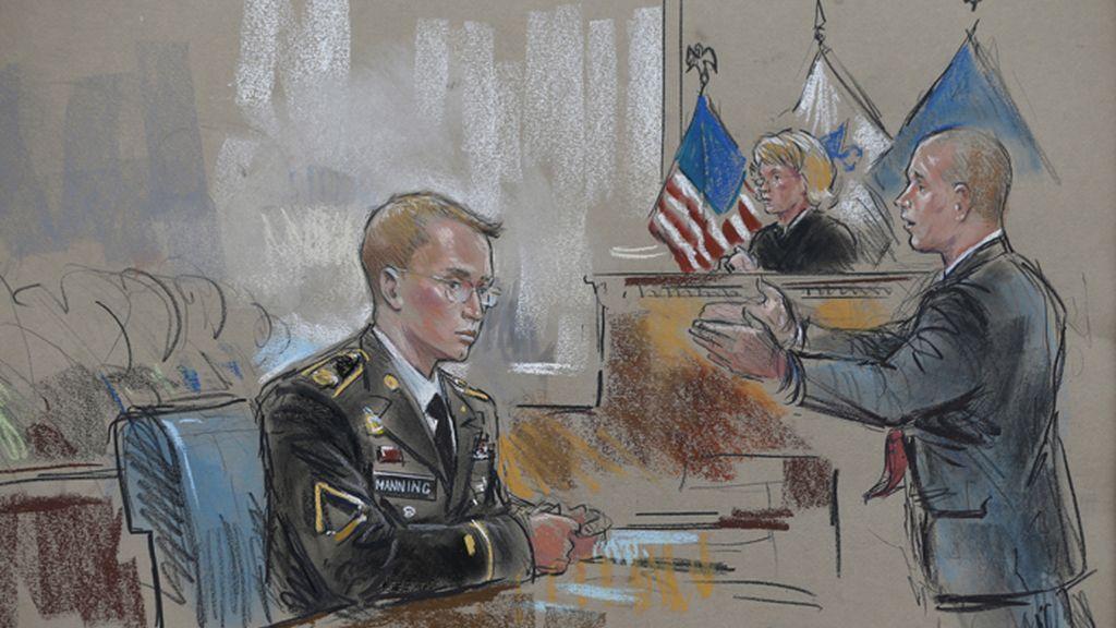 Primer día del juicio contra Manning por las filtraciones a WikiLeaks
