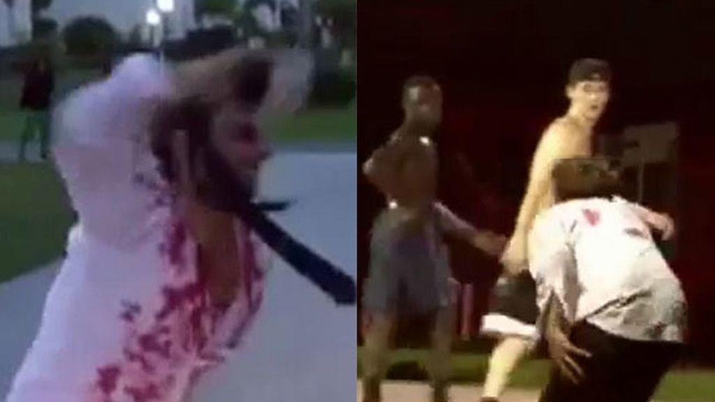Un zombie anda suelto en Miami