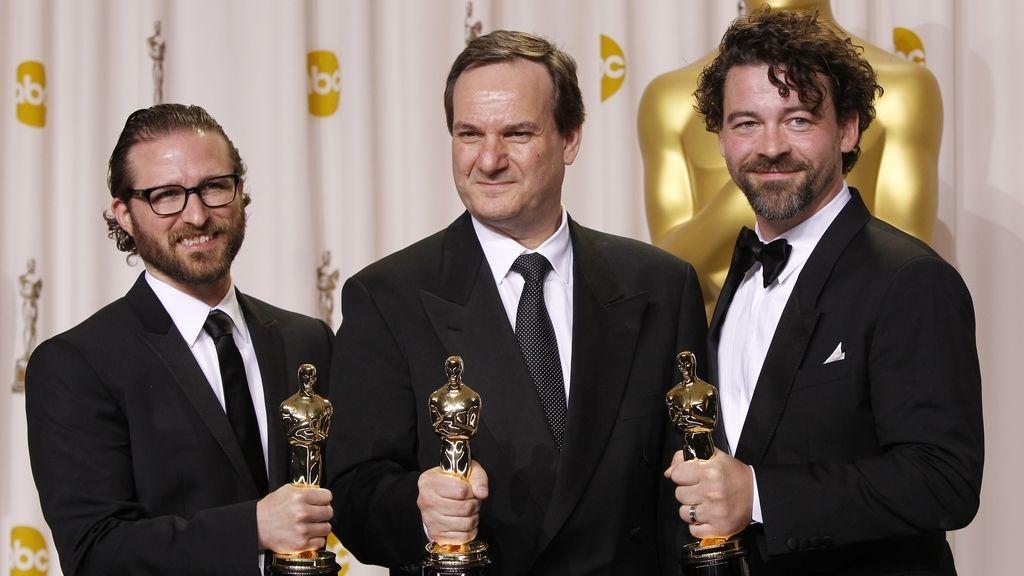 Rob Legato, Ben Grossman and Alex Henning, Mejores efectos visuales por 'La invención de Hugo'