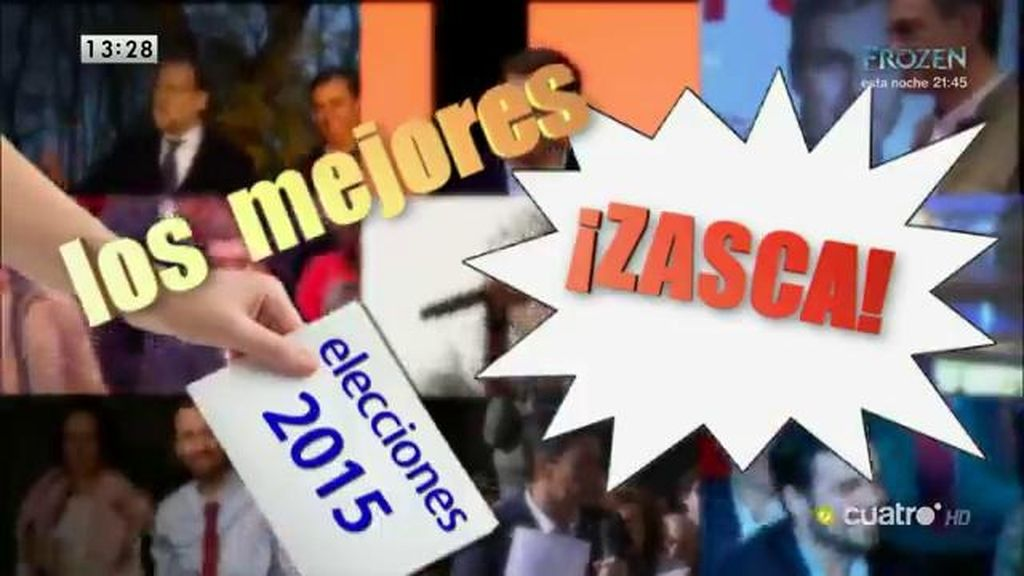 Todos los 'Zascas' de la campaña electoral