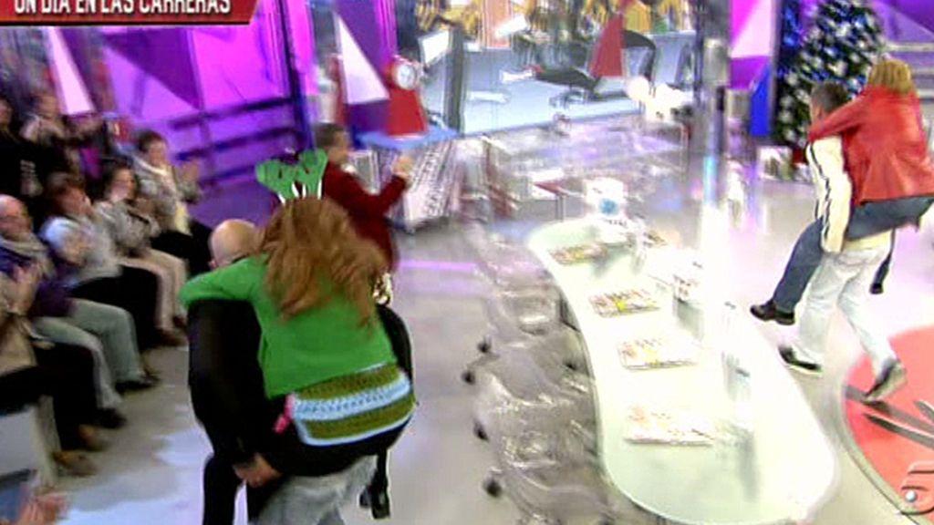 Kiko M. y Terebere se enfrentan a Kiko H. y Chelo