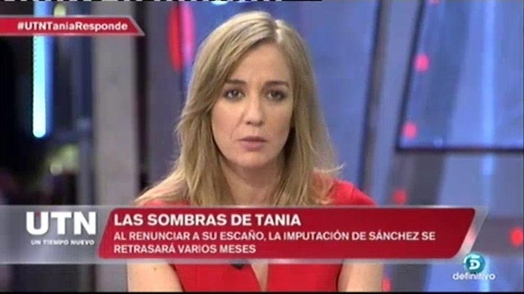 """Tania Sánchez: """"Mi salida de Izquierda Unida es un salto sin red"""""""