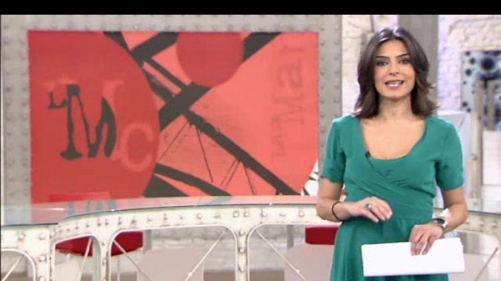 Promo Las mañanas de Cuatro. Cada mañana te espera un programa con... Marta Fernández