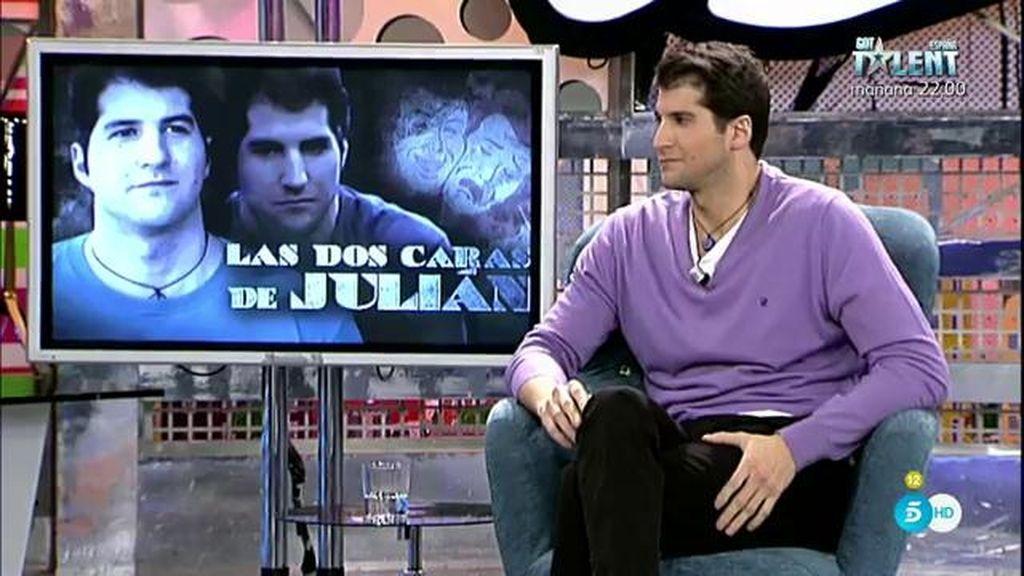 """Julián Contreras, sobre las palabras de Miriam Blanco: """"Me han dolido, era mi amiga"""""""