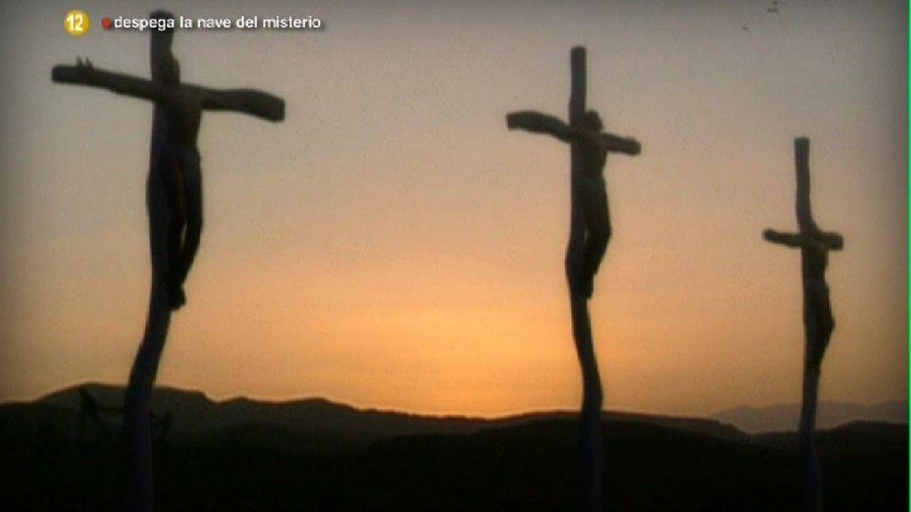 Tras las huellas de Jesús\', en Cuarto Milenio