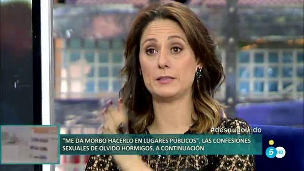 """Elia Muñoz: """"Mi padre tiene deudas de las que yo me estoy haciendo cargo"""""""