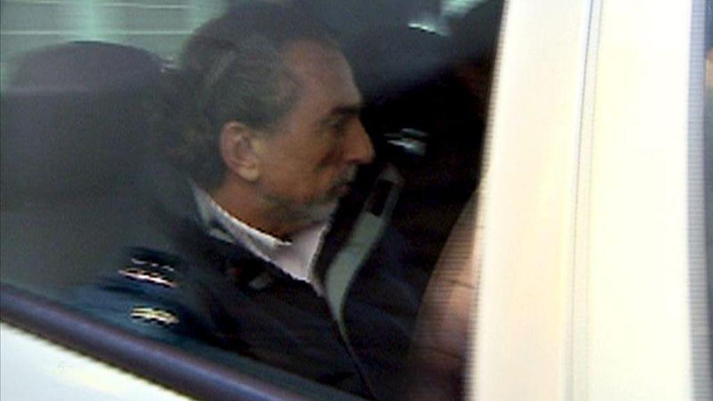"""Imagen captada de Efe TV del presunto cabecilla de la trama """"Gürtel"""", Francisco Correa. EFE/Archivo"""
