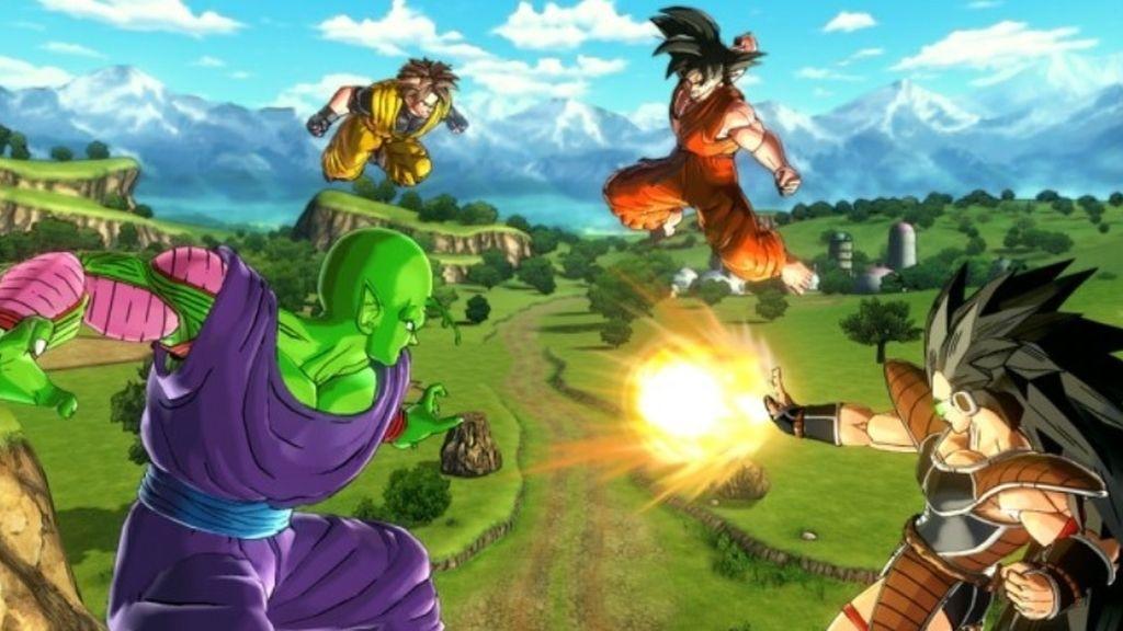 Goku y Vegeta llegan a la nueva generación con el nuevo Dragon Ball Xenoverse