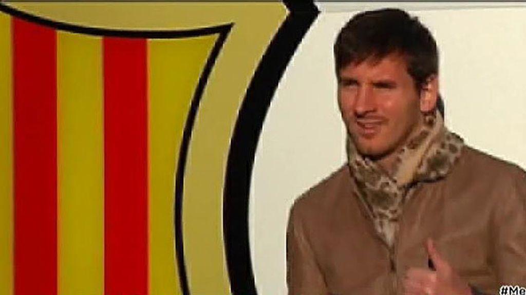 El patrimonio de Leo Messi