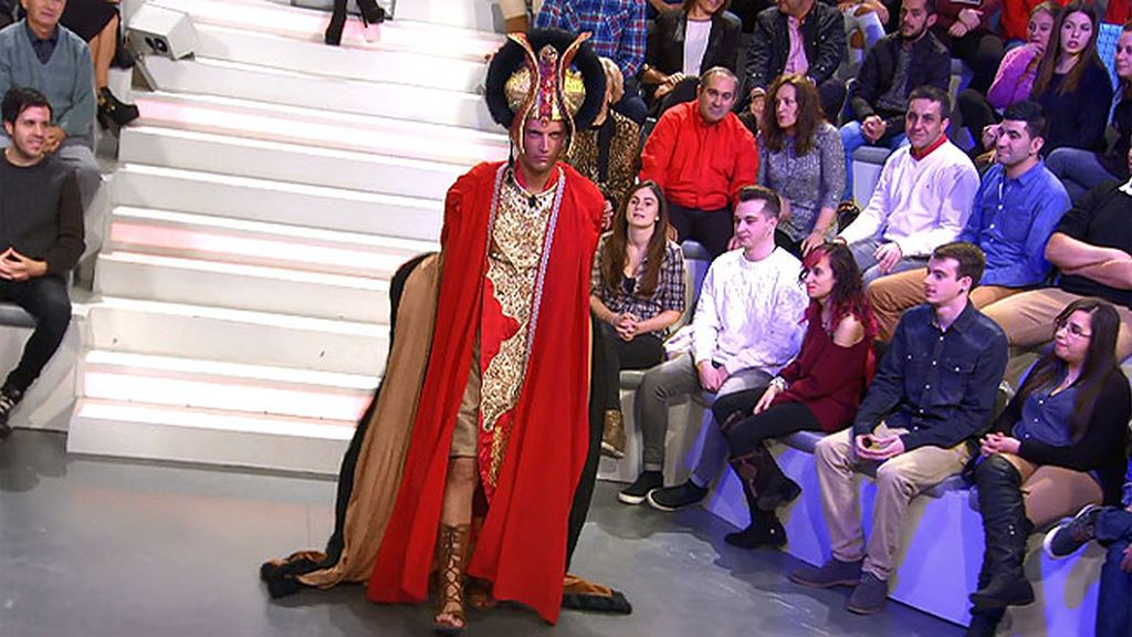 Jonathan, un rey de Egipto en la silla caliente