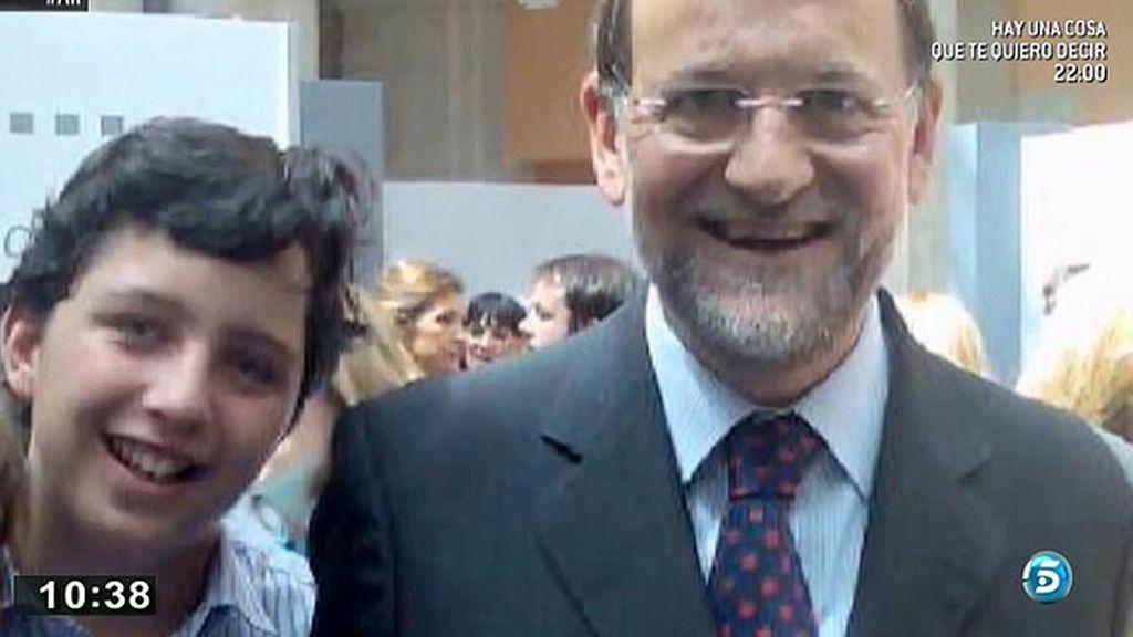 'Pequeño Nicolas' fue invitado a la coronación y ha tenido comunicación con Don Juan Carlos, según Patricia López