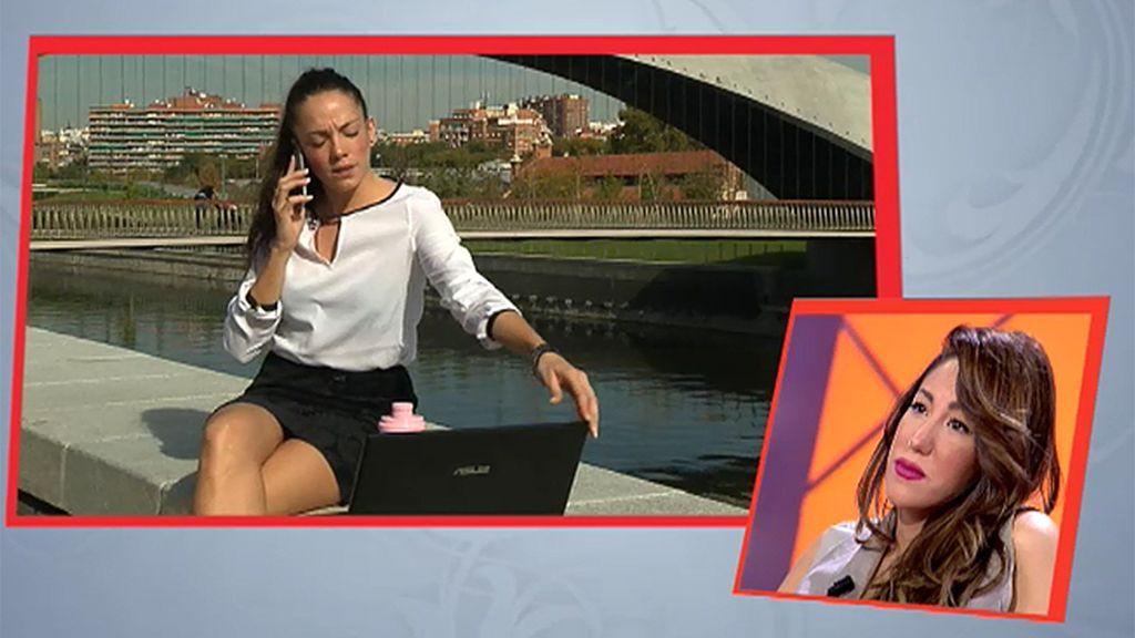 Samira, una ejecutiva deportista y viajera