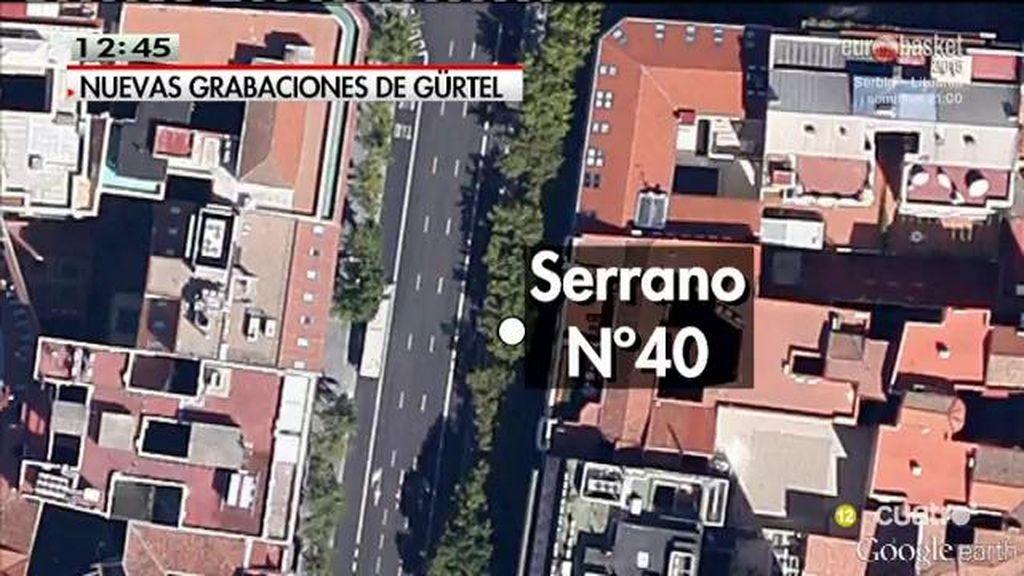 """Maica Jiménez, exsecretaira de Correa: """"Había una caja fuerte más grande que mi cuarto de baño"""""""