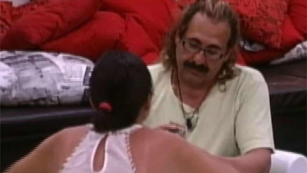 Las cartas de Juan Miguel desvelan el fututo de Natalia, David y Vanessa
