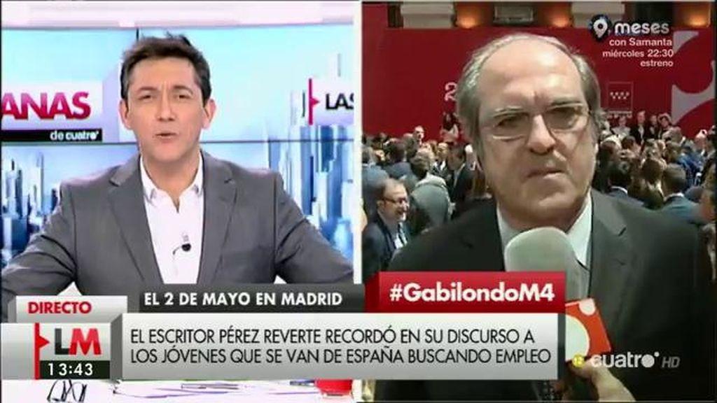 """Ángel Gabilondo: """"Tenemos que combatir a los que creen que siempre tienen razón"""""""