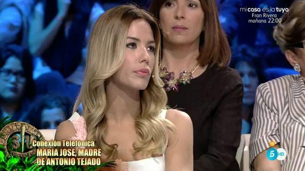 """María José, madre de Antonio Tejado: """"Quiero que se valore a mi hijo como superviviente"""""""