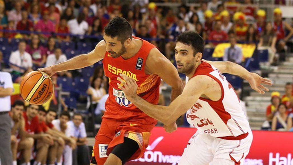 La mejor jugada de España ante Irán