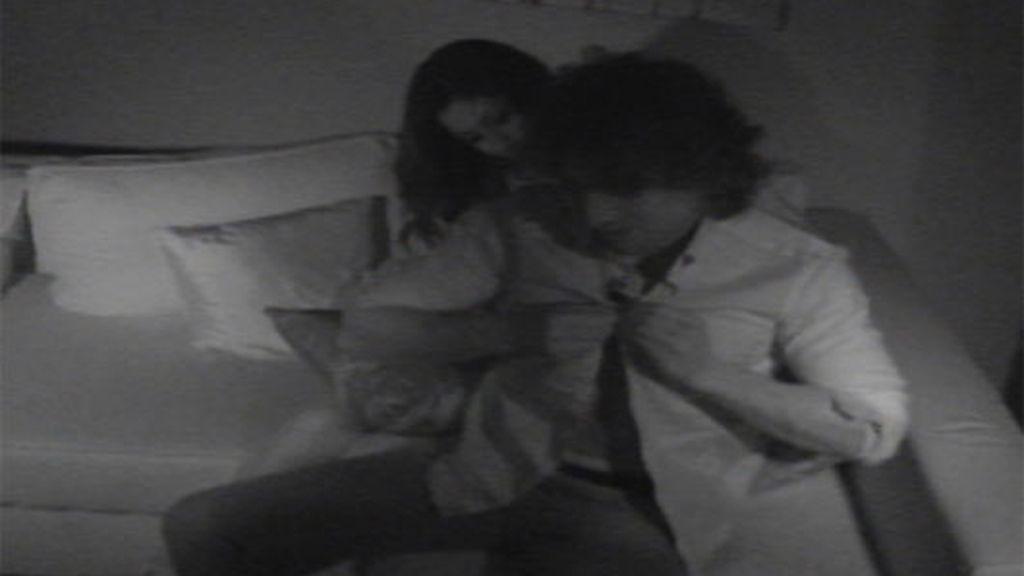 ¡¡Reche y Karina en el cuarto oscuro!!