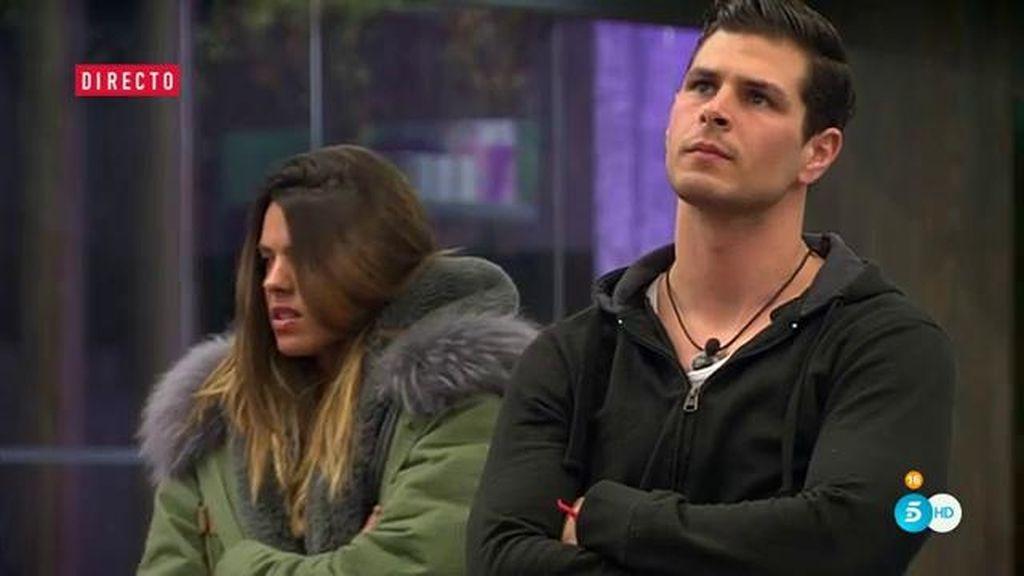 """Tensión entre Laura M. y Alejandro: """"Estoy cansada de que me insulte, a mí y mi familia"""""""