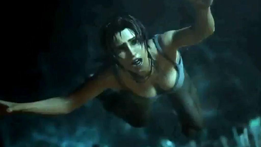Tomb raider, trailer, videojuego