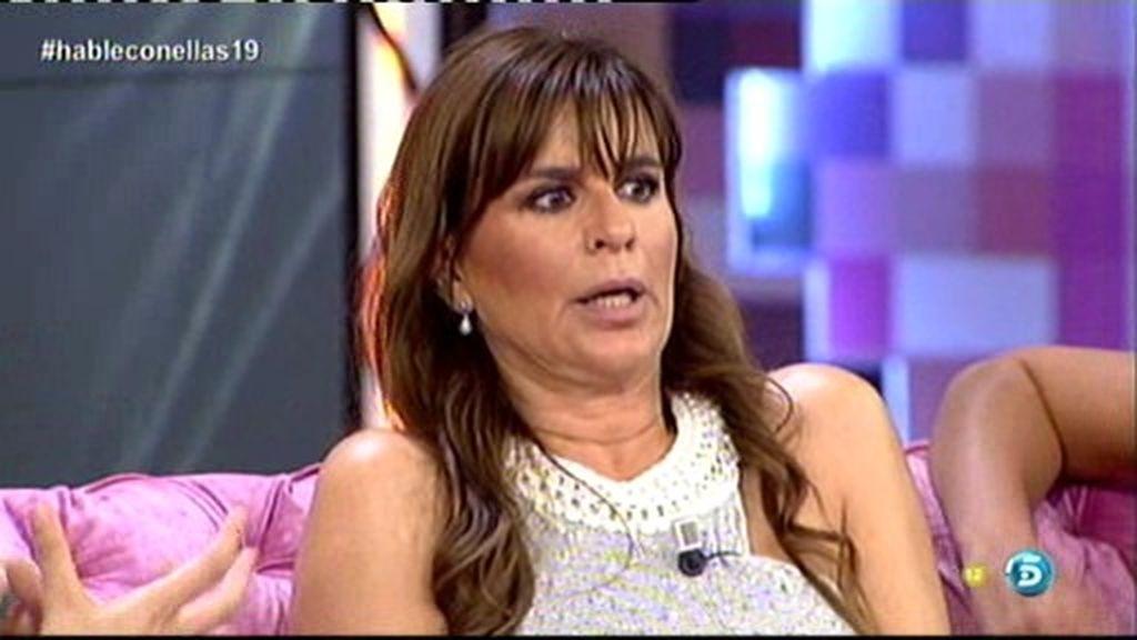 """Victoria: """"Conocí a Pujol Ferrusola en un vuelo de Madrid a Barcelona"""""""