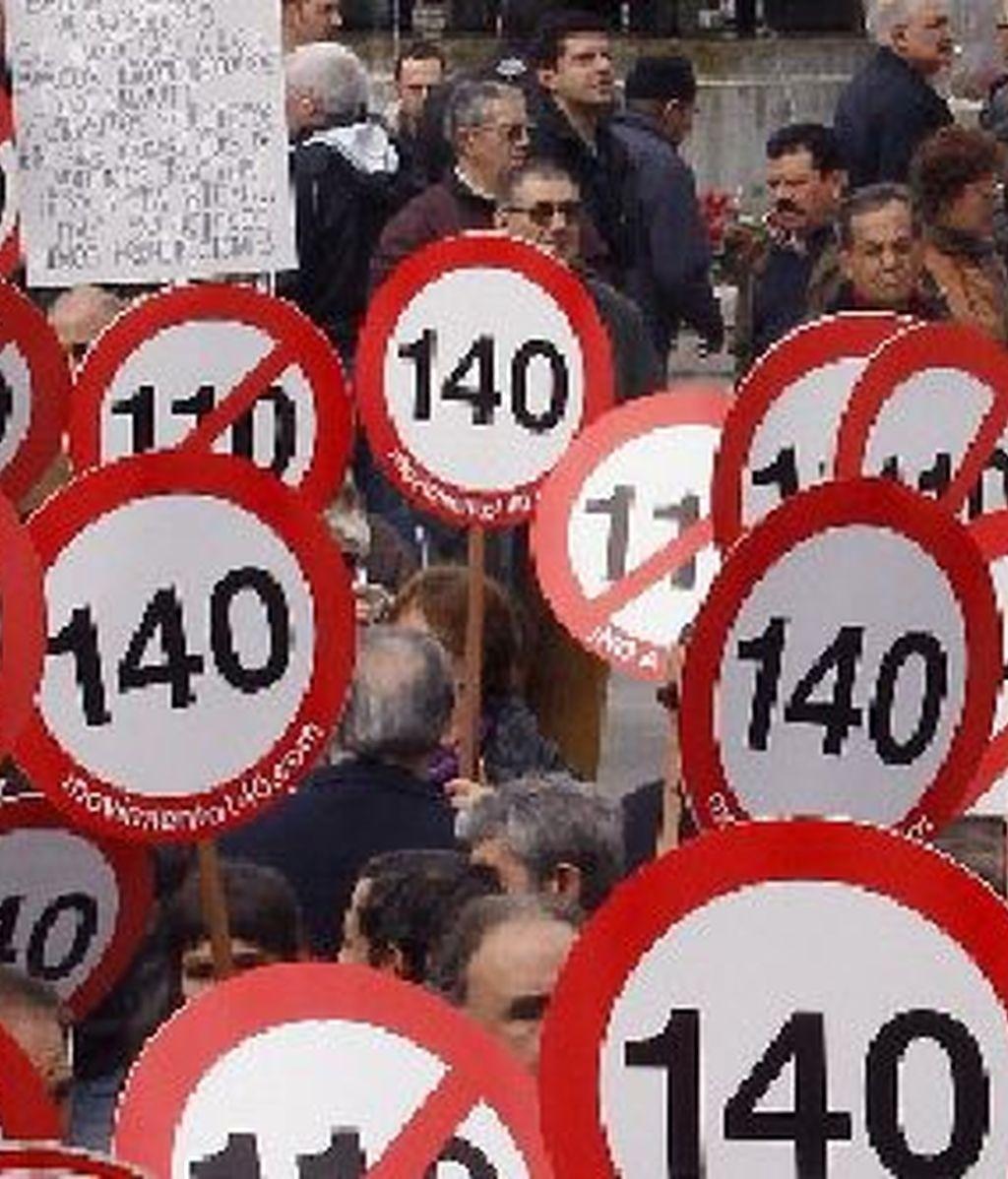 La prohibición, a debate. Foto: EFE.