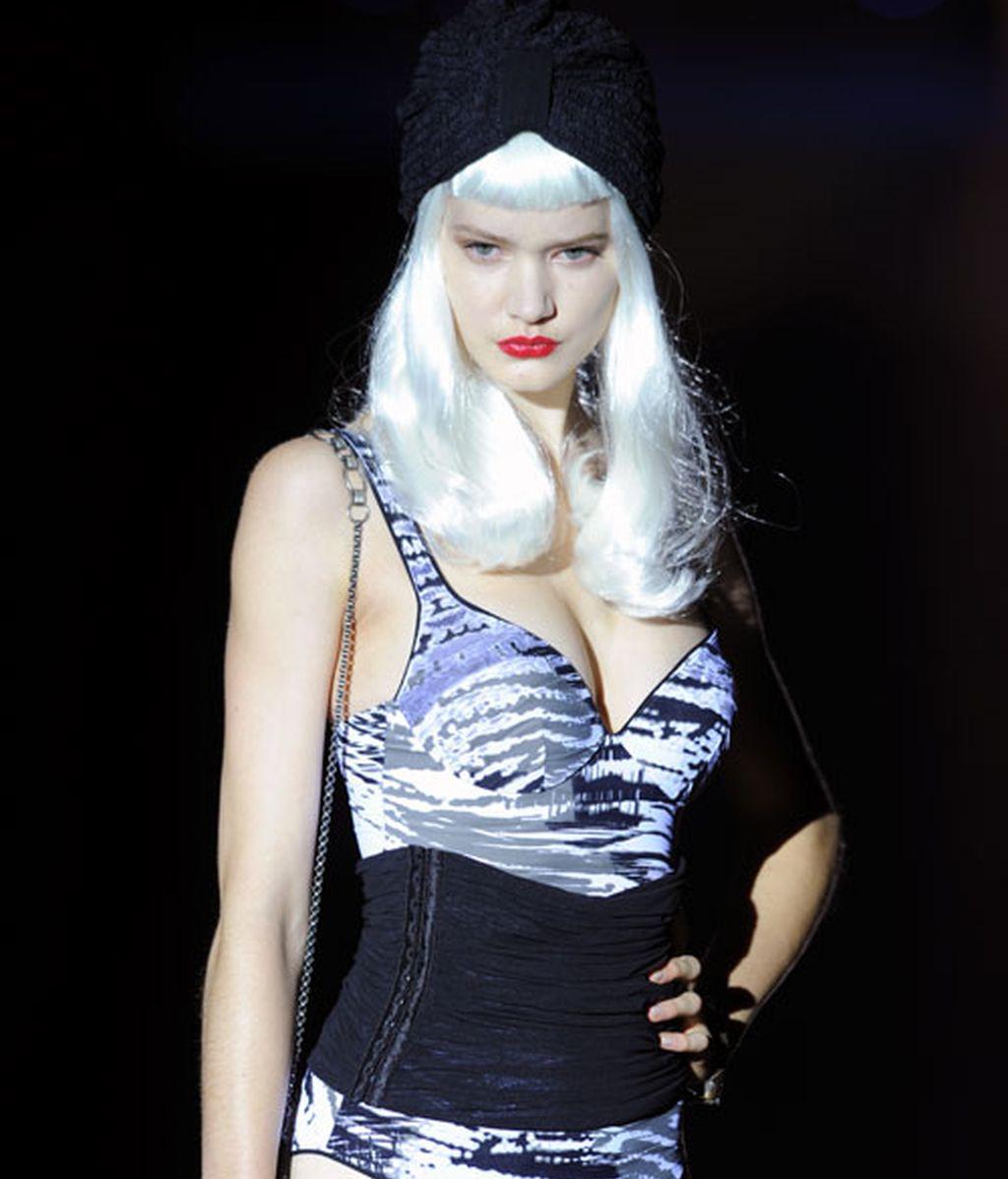 Glamour y elegancia con Montse Bassons