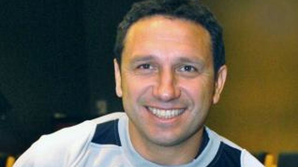 Eusebio, nuevo entrenador del filial culé. EFE