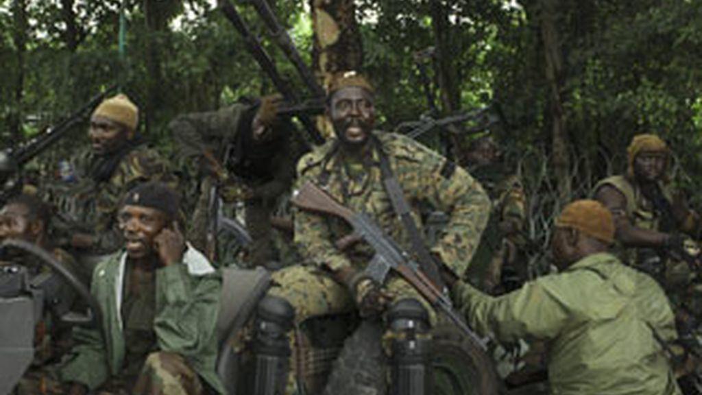 La residencia del ex-presidente de Costa de Marfil, Laurent Gbagbo, ha sido atacada. Vídeo: ATLAS.