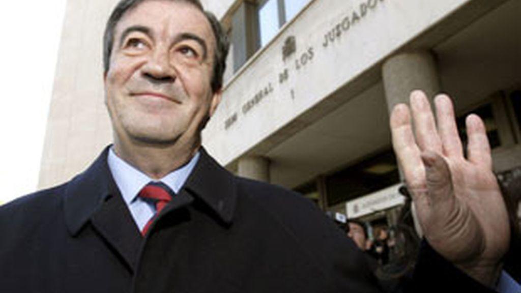 Francisco Álvarez Cascos no acude a los juzgados. Video: ATLAS
